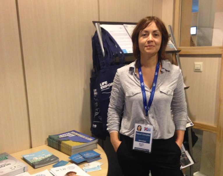 "LIFE EMPORE acude al evento ""WATER KNOWLEDGE EUROPE"""